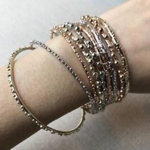 Sooter bangle bracelet set